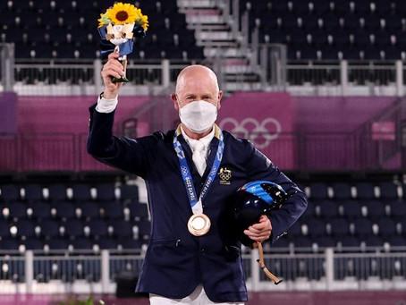 Tokio 2020: ¿Quién es Andrew Hoy, el medallista de mayor edad desde México 68?