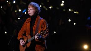 Ed Sheeran dio POSITIVO a COVID-19 a cinco días de lanzas su nuevo disco