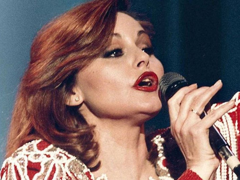 Rocío Dúrcal le cantó hermosa canción a Adal Ramones y el momento quedó para la historia