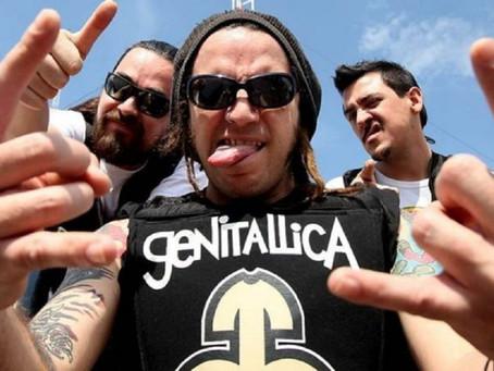 "Genitallica: ""Video político fue por chamba"""