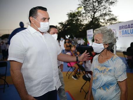 Mérida se consolida cada vez más como una ciudad que atiende y apoya al adulto mayor