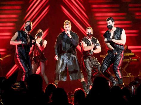 Ricky Martin enloqueció a sus fans durante su presentación en Toronto