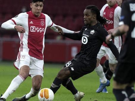 Edson Álvarez: nominado a Jugador del Año en la Eredivisie