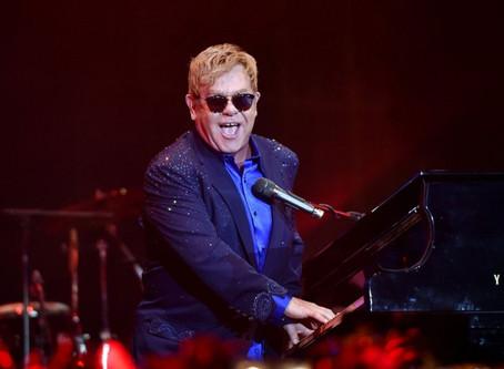 Elton John lanza amplia colección de canciones inéditas