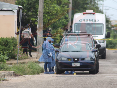 Hallan cadáver de una persona al sur de Mérida