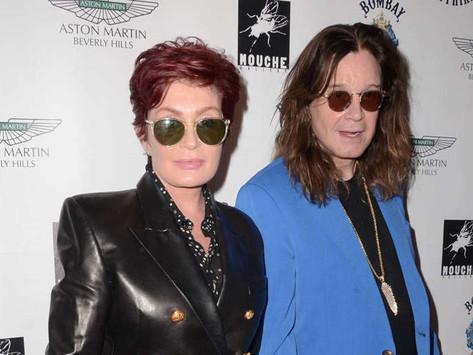 La historia de amor de Ozzy y Sharon Osbourne se convertirá en una película