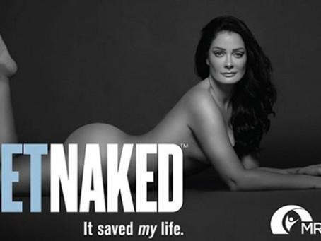 Dayanara Torres se desnuda para concientizar a la sociedad