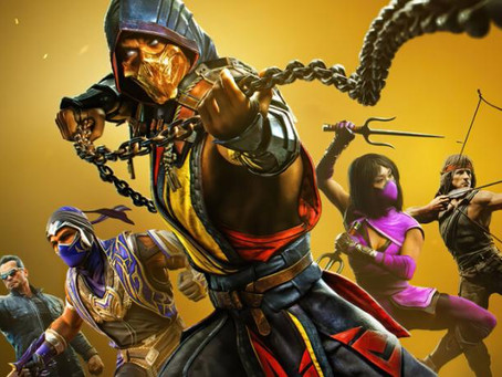 'Mortal Kombat 11 Ultimate'; como 'Aftermath' pero con Rambo