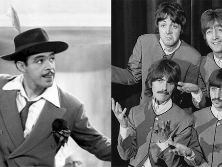 El día que Tin Tan rechazó formar parte de una portada de The Beatles