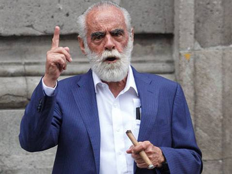 Diego Fernández de Cevallos reclama a la FGR por no investigar acusaciones de AMLO