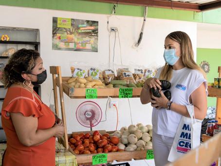 Convoca Cecilia Patrón a impulsar la economía local