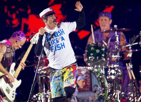 Red Hot Chili Peppers venden su catálogo por 140 mdd