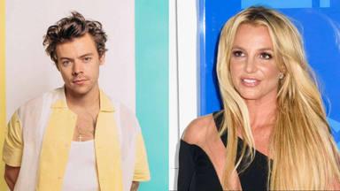 Así sería una colaboración de Britney Spears con Harry Styles