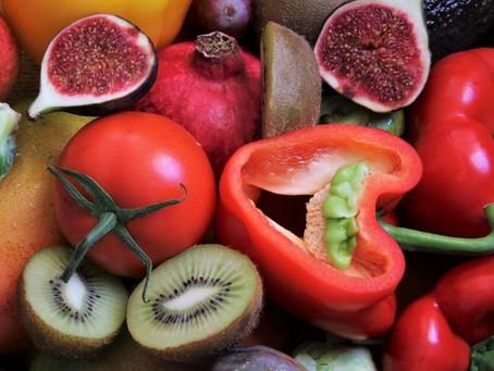 ¿Qué frutas y verduras puede comer una persona con diabetes?