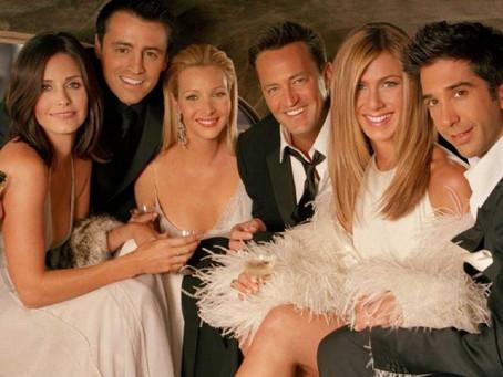 Friends: The Reunion; así han cambiado los actores a 17 años del último capítulo