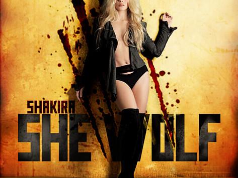 'She Wolf' de Shakira cumple 12 años