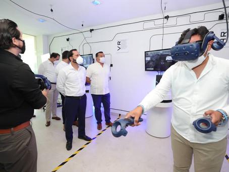 Fortalecen capacidades tecnológicas con laboratorios en la industria aeroespacial