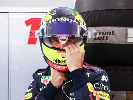Checo Pérez arrancará cuarto en el Gran Premio de Hungría