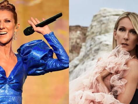 Céline Dion cancela conciertos tras sufrir ataque de espasmos