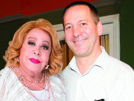 Luis Enrique Guzmán explota contra revista y niega que pretenda quedarse con la herencia de Silvia