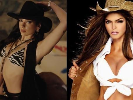 ¿Dua Lipa le copió el look a Ana Bárbara? Fans reaccionan a 'Love Again' con remix de 'Bandido'
