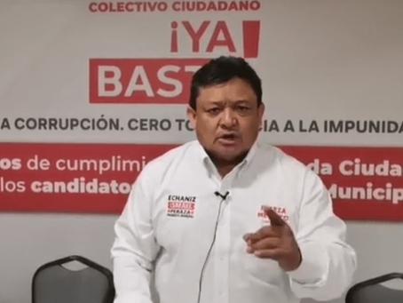 Fuerza por México ofrece certeza a trabajadores del ayuntamiento de Mérida