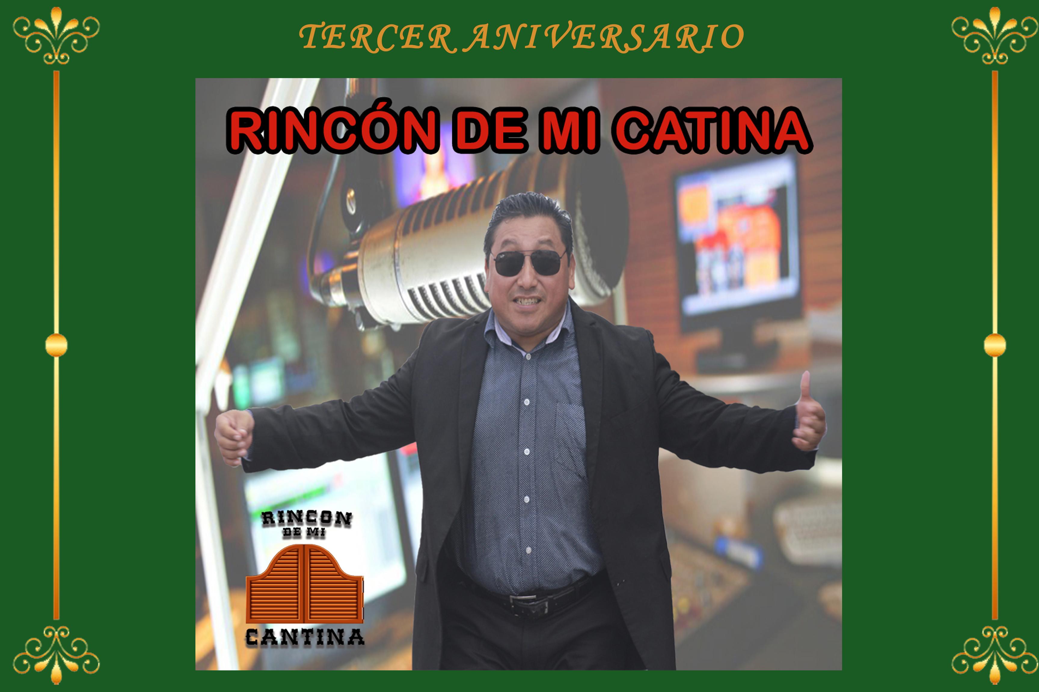RINCON DE MI CANTINA TERCER