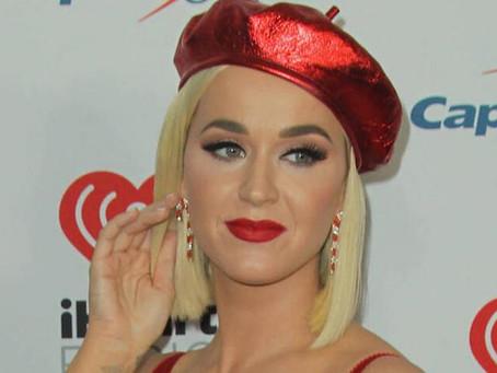Katy Perry confiesa cuál es el reto más difícil de la maternidad