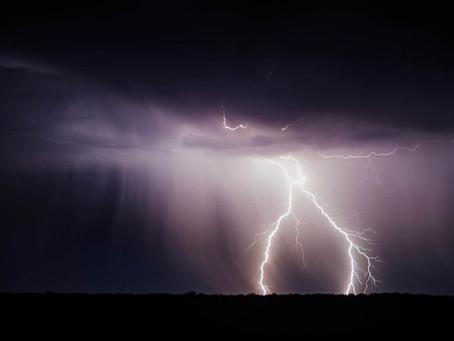 ¿Sabías que los rayos permiten la limpieza de la atmósfera? Aquí los detalles