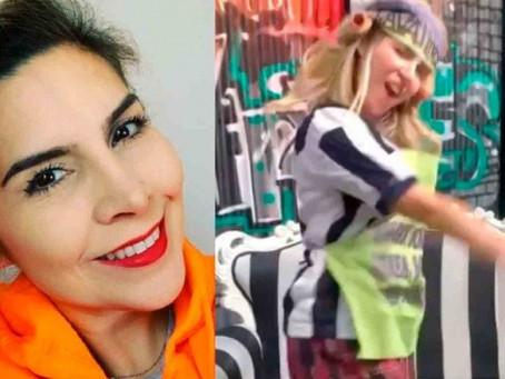 Karla Panini reaparece como la 'comadre güera'; ¿regresan Las Lavanderas?