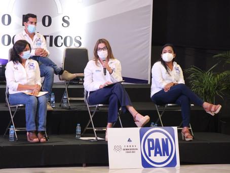 Se compromete Cecilia Patrón a legislar en beneficio de Yucatán