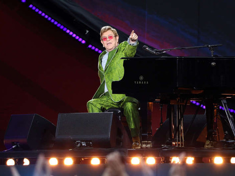 Elton John presenta The Lockdown Sessions, su disco desde el confinamiento