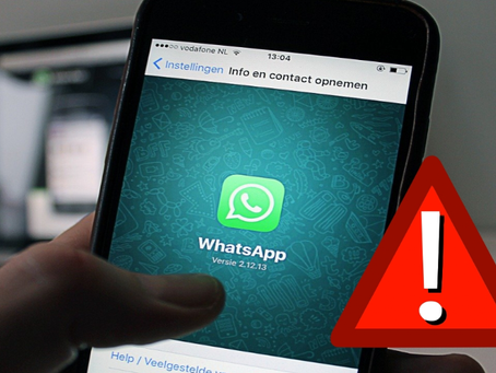 ¡Ojo aquí! De esta manera cualquier usuario podría bloquear tu cuenta de WhatsApp