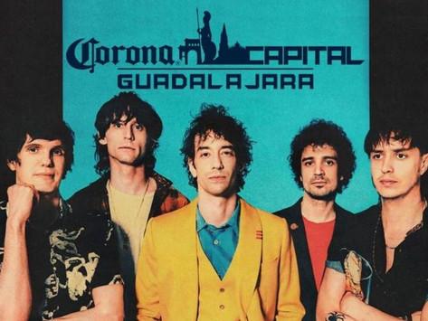 Corona Capital Guadalajara 2022: Cartel completo, fechas, boletos y medidas sanitarias