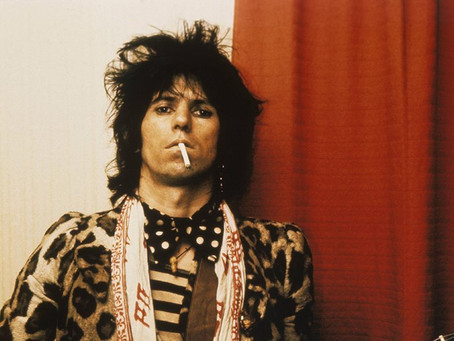 Las 6 mejores joyas de Keith Richards como solista