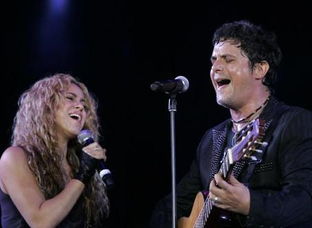 Filtran videos de presunto romance Shakira y Alejandro Sanzhace 15 años