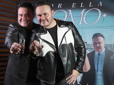 """Río Roma lanza """"Por ella tomo"""" junto a Gerardo Ortíz"""