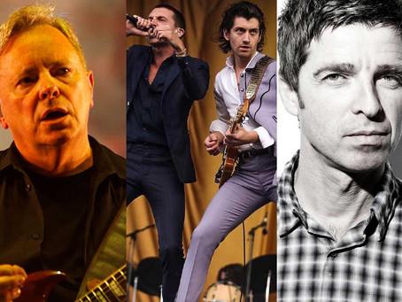 Tres bandas que nacieron de otros grupos musicales
