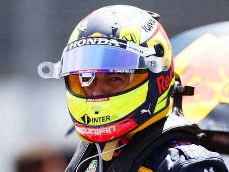 Checo Pérez: 'Barcelona podría ser mi primer podio con Red Bull'