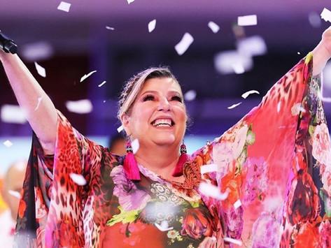 Margarita la Diosa de la Cumbia cumple 40 años de carrera, estas son sus mejores canciones