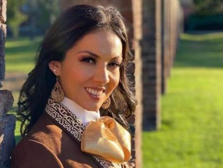 Nieta de Pedro Infante canta con mariachi y tiene voz celestial