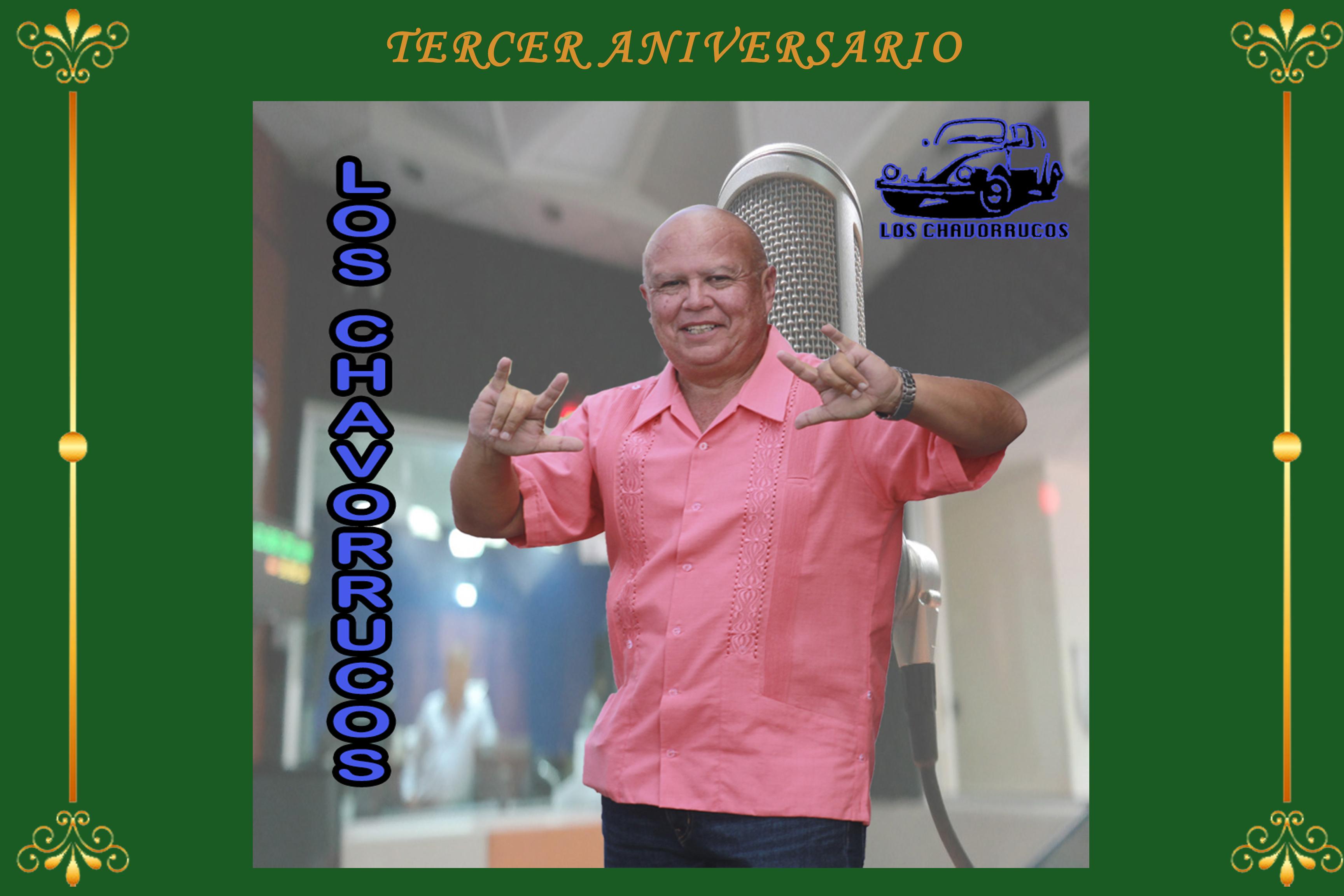 LOS CHAVORRUCOS TERCER