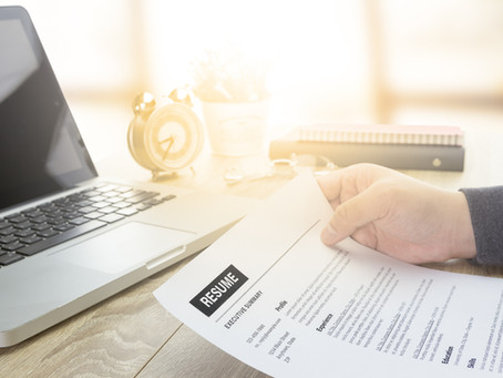 Top 3 Most Important Elements Your Resume MUST Include to Get Noticed