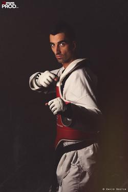 Maxime Potvin - Taekwondo