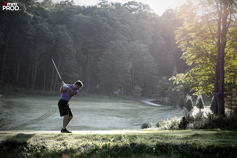 Golf - Mont Tourbillon