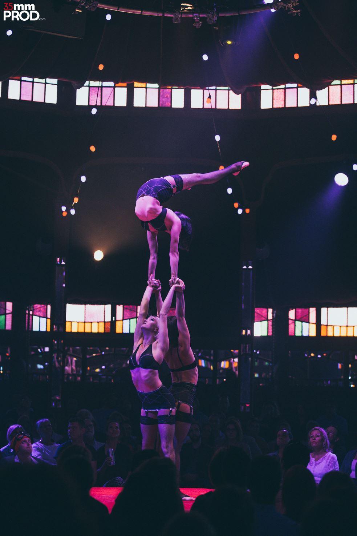 Le Cirque Empire