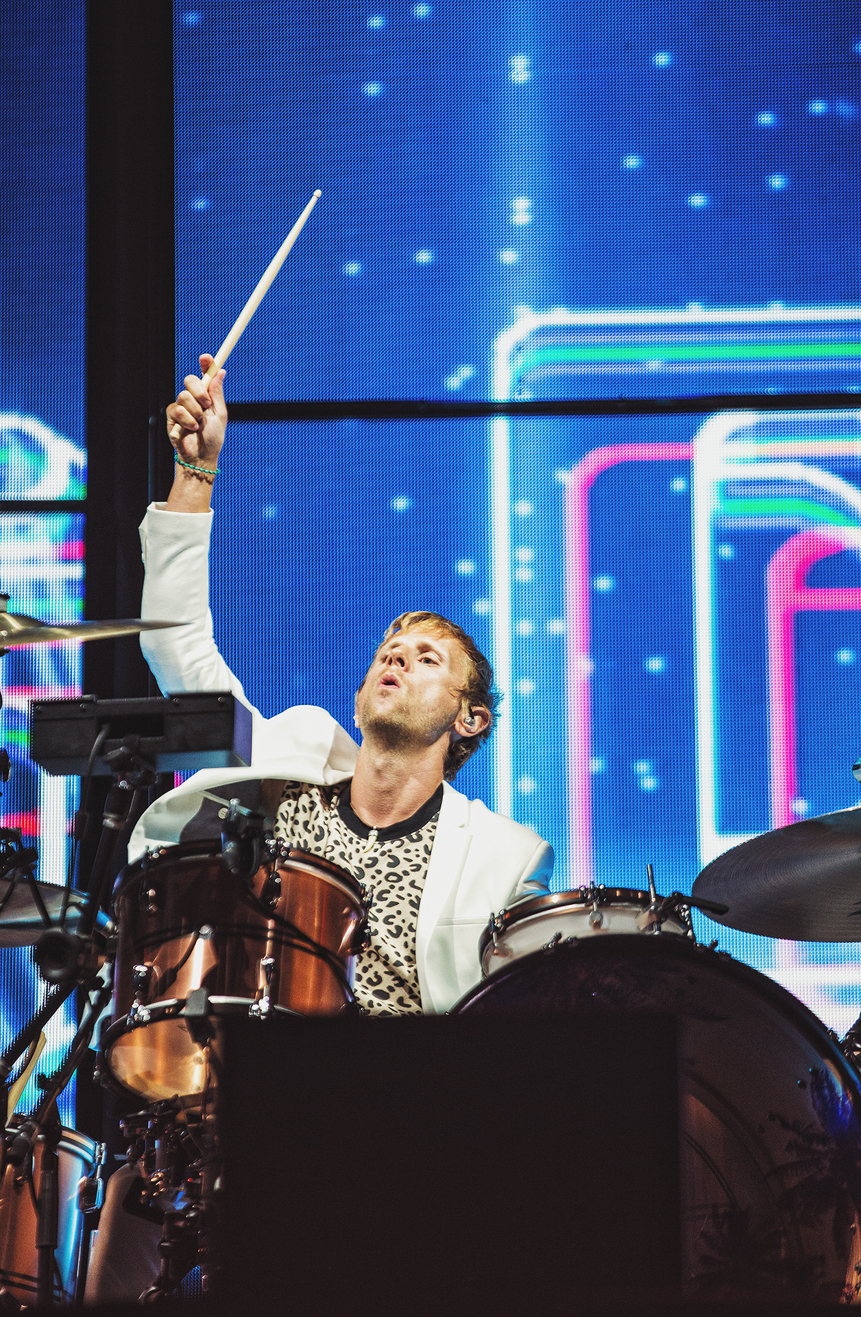 FEQ - Muse - Dominic Howard