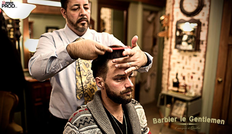 Barbier Le Gentleman