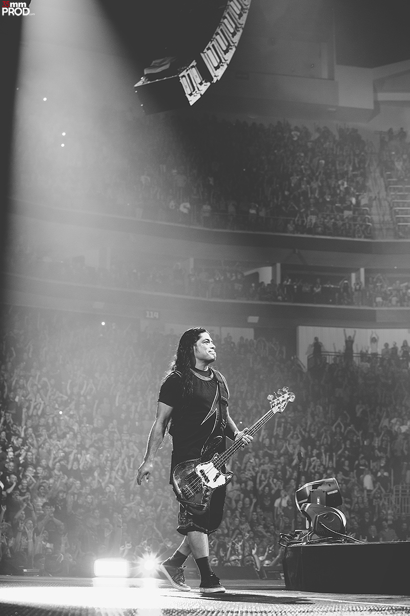 Metallica - Le Centre Videotron