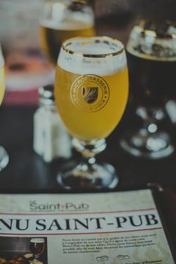 Le Saint-Pub - MicroBrasserie